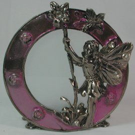 Fairy Candle Holder