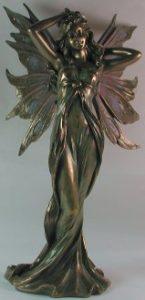 Standing Fairy Statuette 57127
