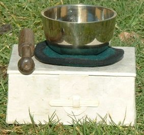 Tibetan Machine-Made Bowl Box Set