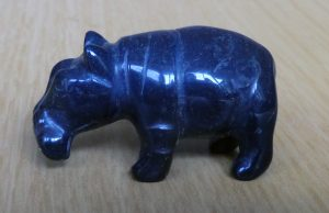 Dark Blue Hippo