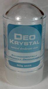 Natural Deodorant Stick - DeoKrystal