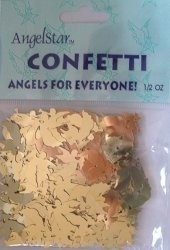 Gold Angel Confetti