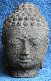 Stone and Crystal Buddhas
