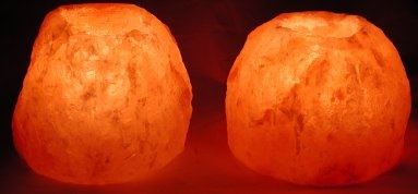 Salt Lamp Candles