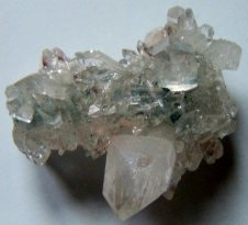 Crystal Clusters and Points